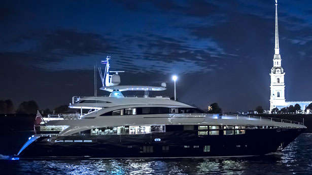 princess-yachts-40m