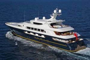 feadship super yacht for sale