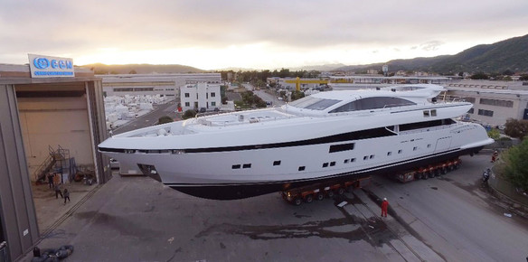 megayacht ccn launches first fully custom superyacht elsea