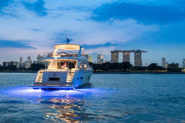 megayacht princess 75 yacht sharing
