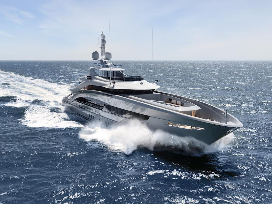 megayacht Heesen motor yacht OMAHA