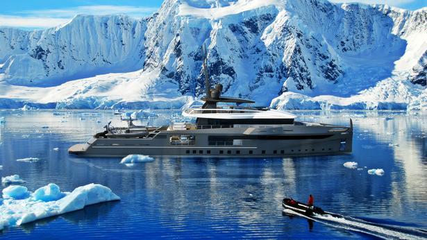 megayacht Ocea2