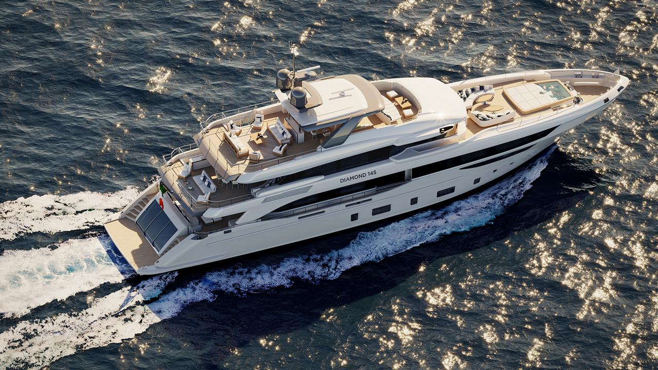 megayacht Diamond 1280x720
