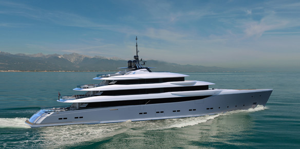 megayacht crn and vallicelli design introduce my she