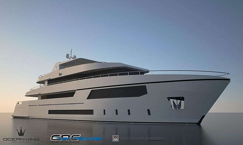 megayacht oceanking